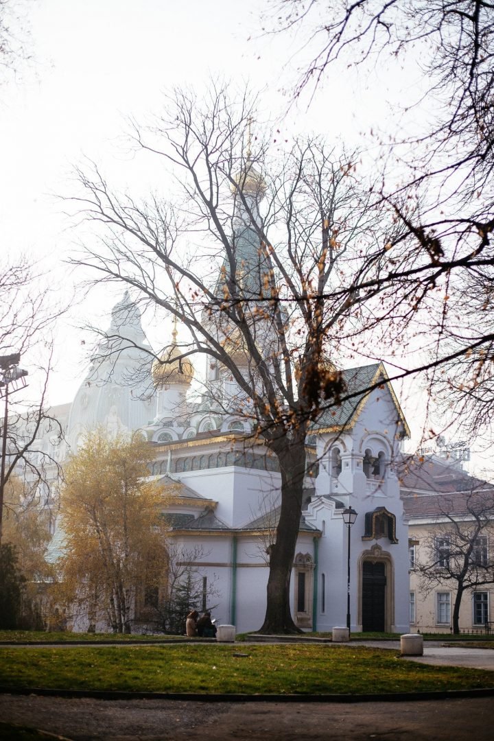 Russian Church in Sofia Bulgaria